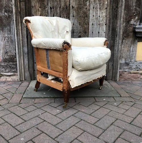 howard sons woodstock armchair