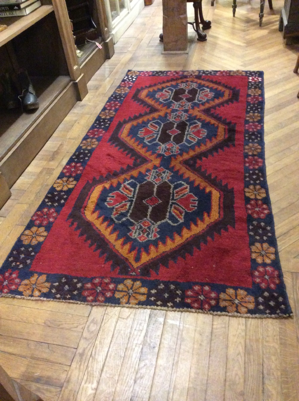 a turkish rug 100 wool